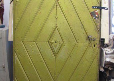 Vrata pred posegom