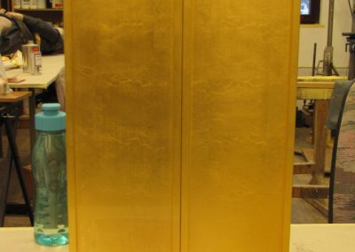 Pozlata ličnic predalov