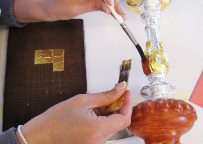 Obnova svečnikov